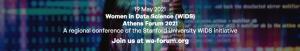 Women In Data Science (WiDS) Athens Forum 2021